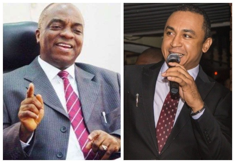 Daddy Freeze Reacts To Oyedepo's Mega Real Estate Project