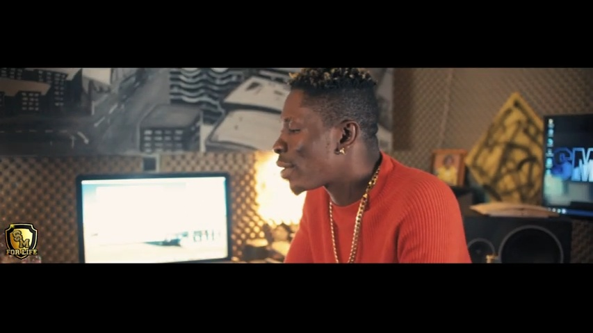 VIDEO: Shatta Wale & Ray Parker – Acoustic Session