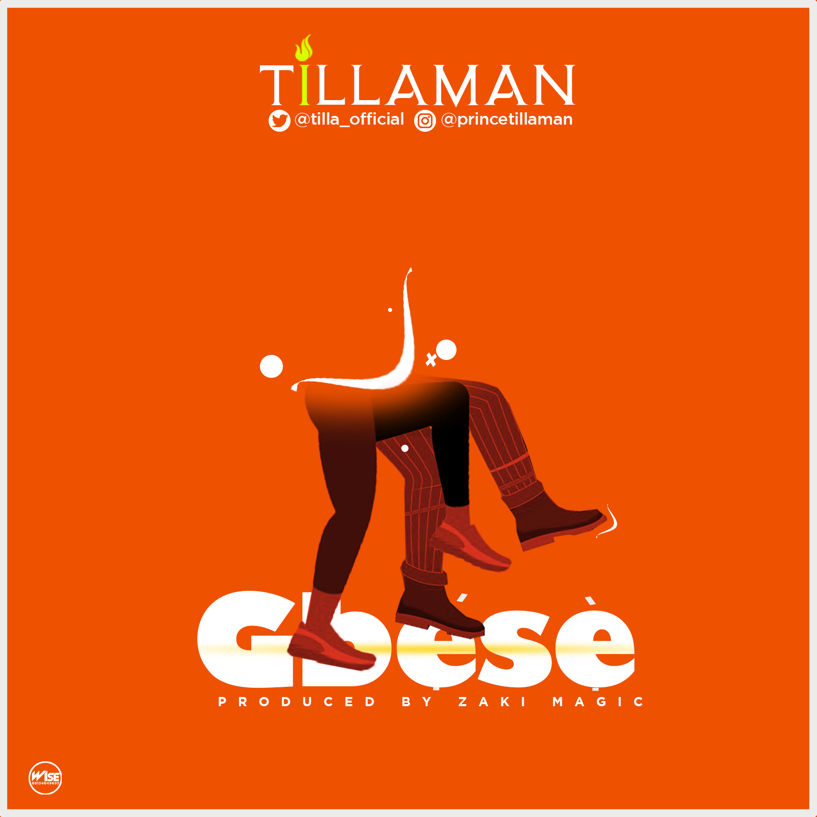 Music: Tillaman – Gbese