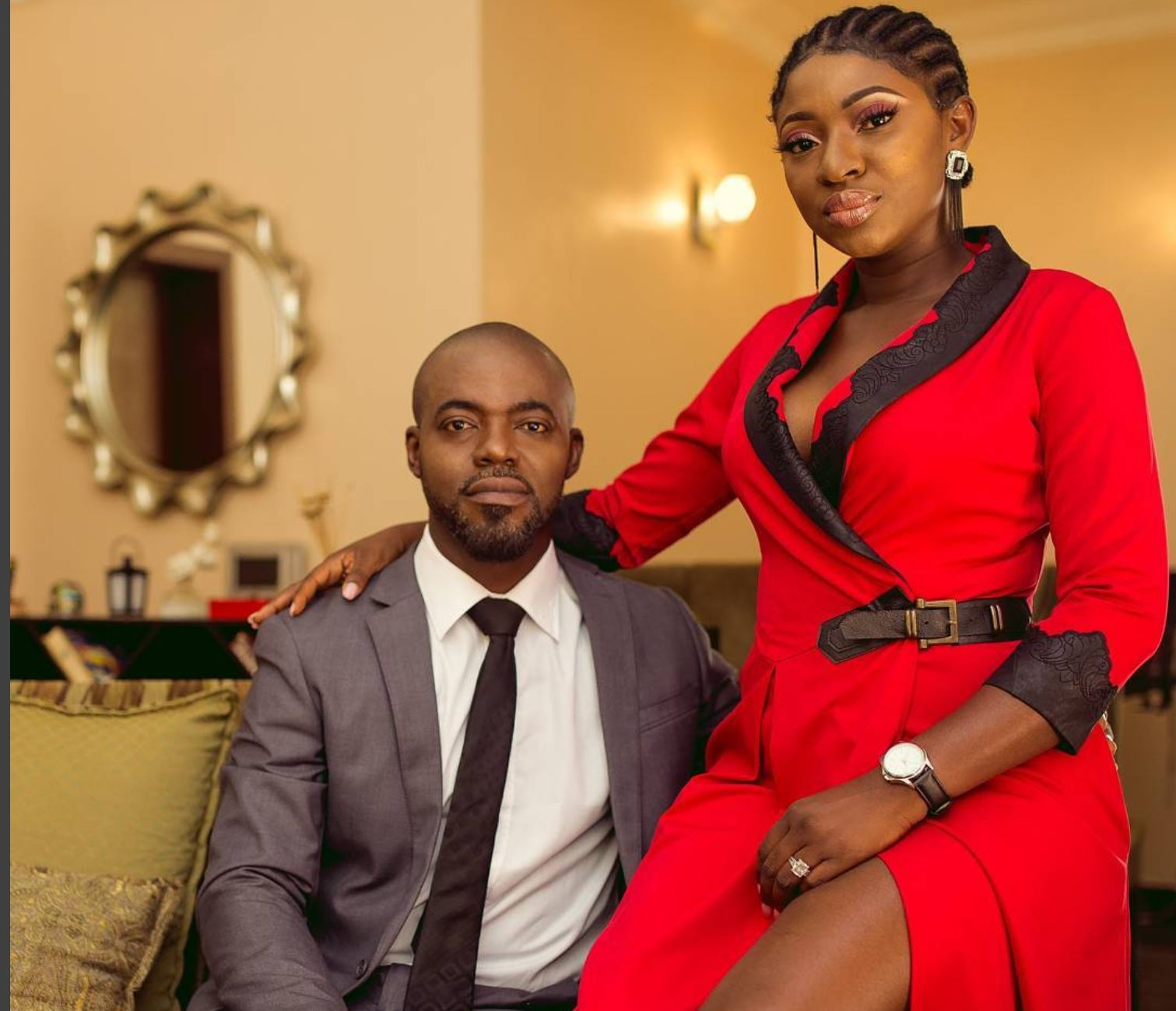 Abounce Fawole Finally Acknowledges Son, Xavier That He Shares With Yvonne Jegede