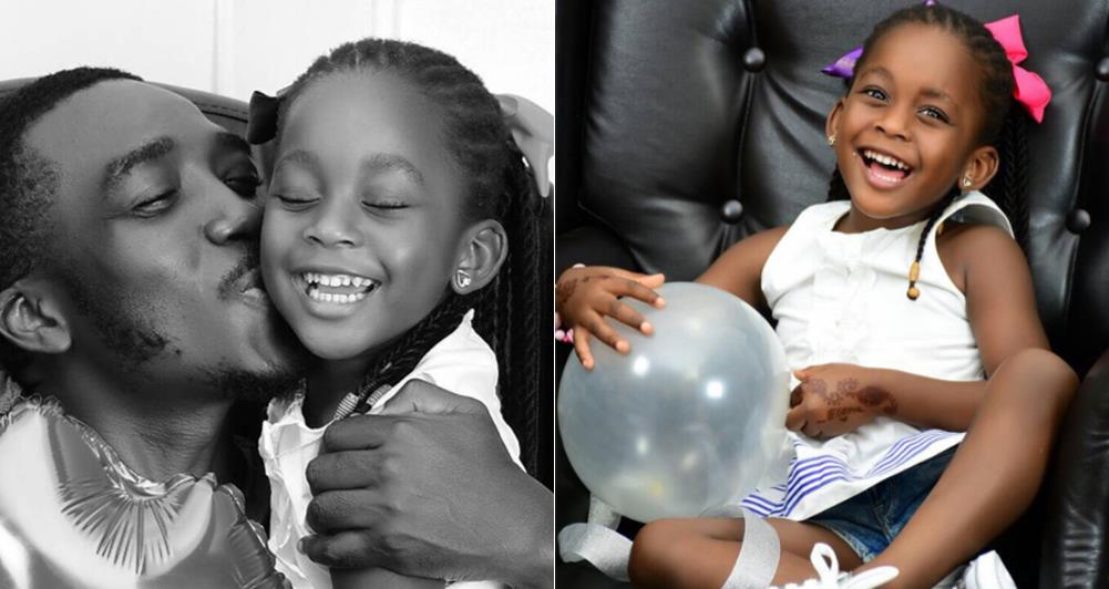 Bovi Threatens Daughter Jokingly Over School Performance