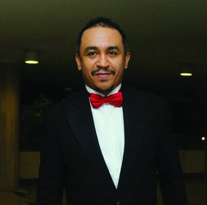 Here Is Why Daddy Freeze Blessed This Pastor