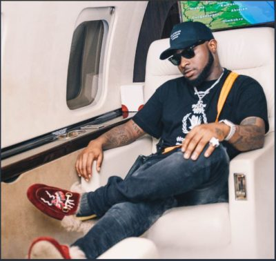 Twitter Users Mock Davido For Looking Like Pringles In Most Of His Pictures | See Photos