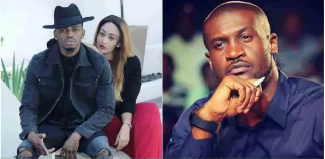 Diamond Platnumz Accuses Peter Okoye Of Destroying His Marriage