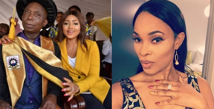 Georgina Onuoha Reacts To Regina Daniels Marriage To Ned Nwoko