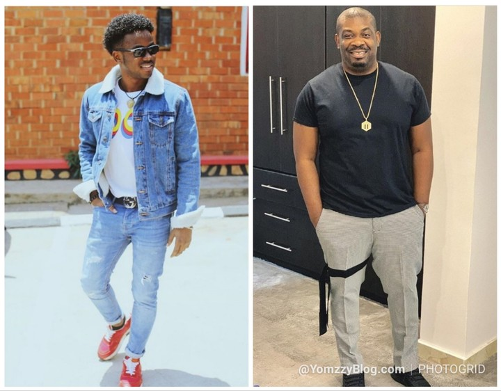 Don Jazzy Savagely Ends A Troll Who Insulted Kored Bello