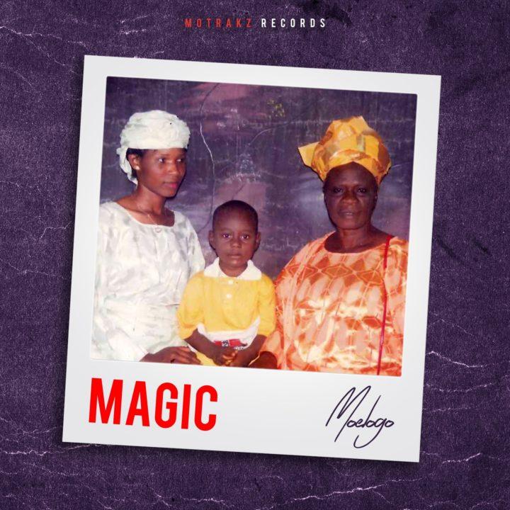 STREAM: Moelogo – Magic (The EP)