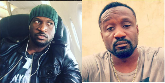 Peter Okoye Speaks On Relationship With Jude Okoye