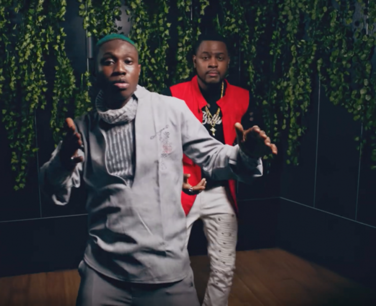 VIDEO: DJ Xclusive X Zlatan – Gbomo Gbomo