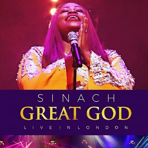 "VIDEO: Sinach – ""Great God (Live in London)"""