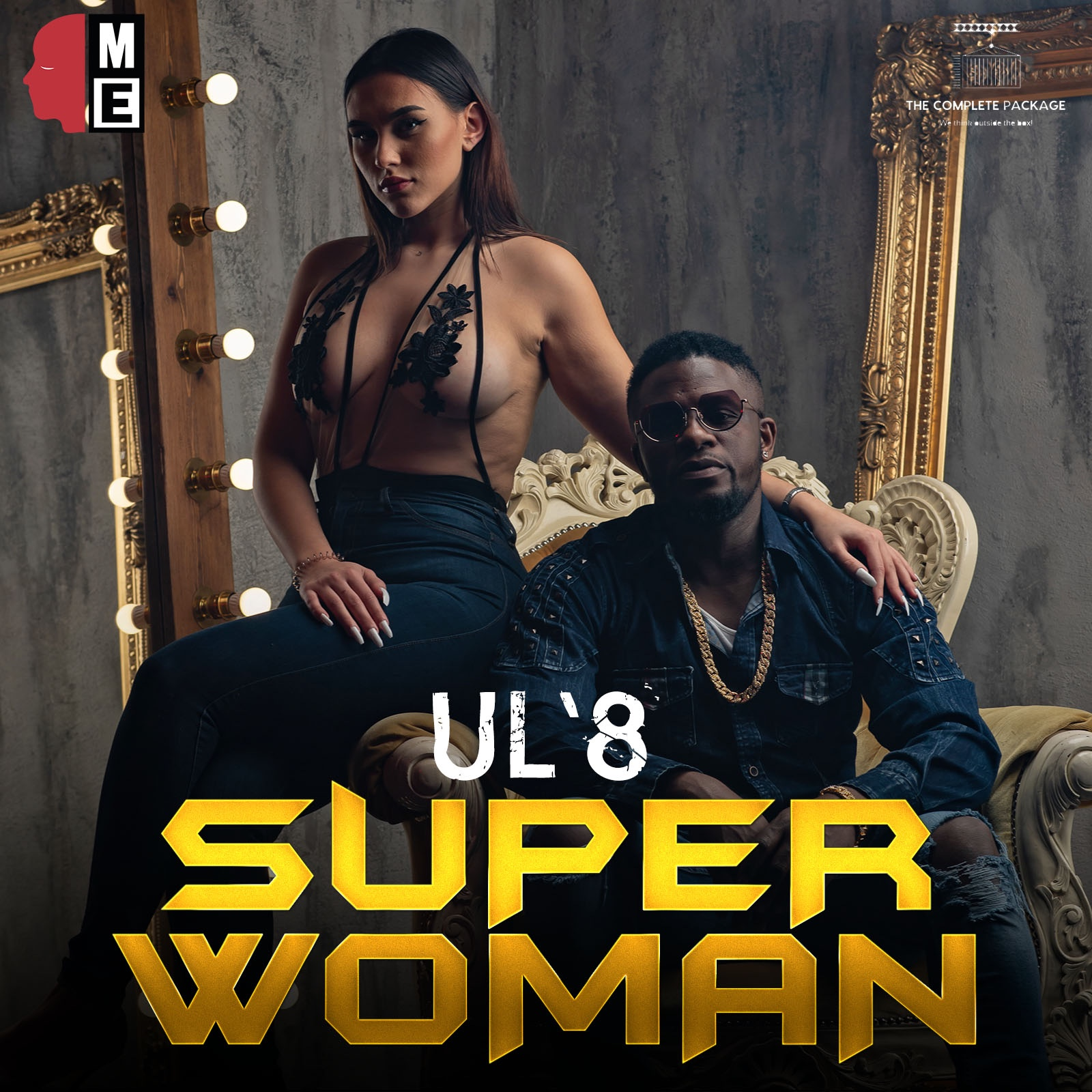 VIDEO: UL'8 – Superwoman
