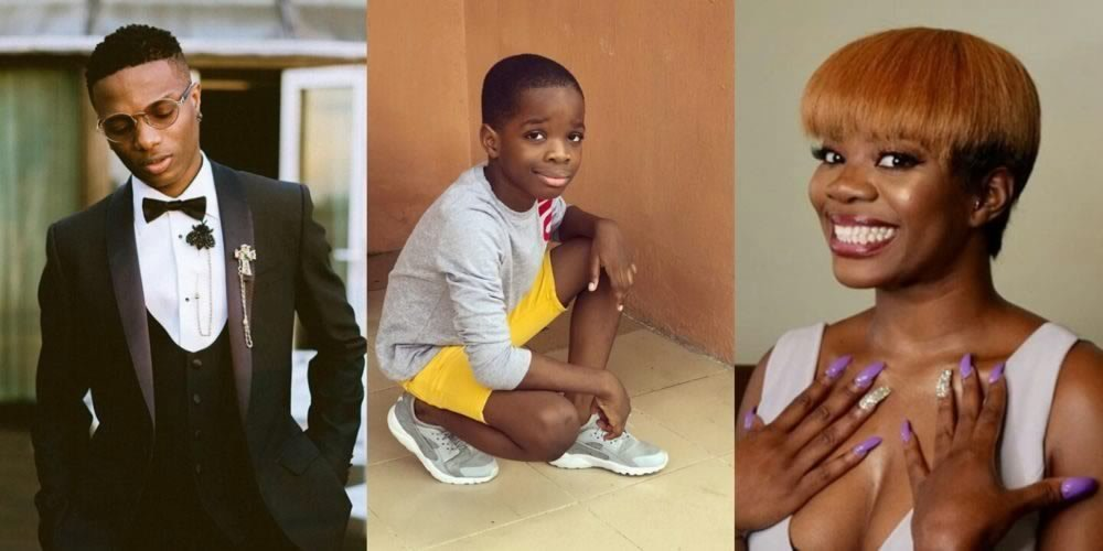 Wizkid's Son Names Davido, Others His Favourite Nigerian Artists