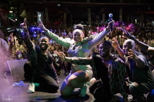 Yemi Alade Sells Out Concert in Mayotte and We Have Proof