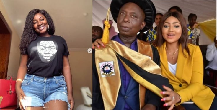 Yvonne Jegede Reacts To Regina Daniels' Marriage