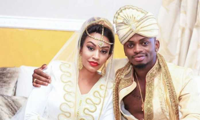 Zari Hassan Calls Out Ex, Diamond Platnumz