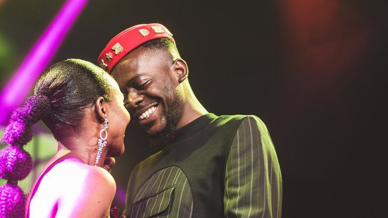 Check out cute message Adekunle Gold sent to Simi as she marks birthday