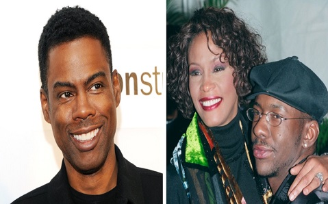 Bobby Brown Slams Chris Rock For Making A Joke About Whitney Houston's Drug Use