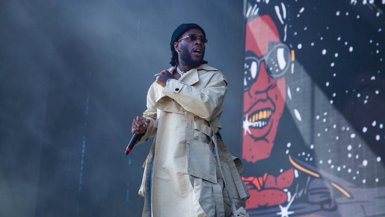Coachella 2019: Burna performs on second weekend's main stage