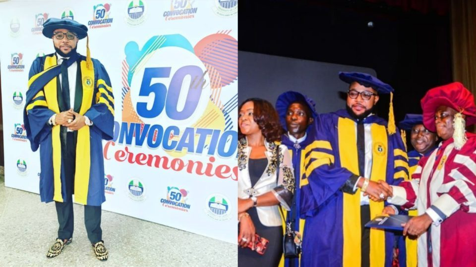 UNILAG Denies Conferring E-Money With Doctorate Degree