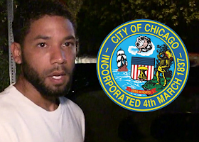 Jussie Smollett Sued By City Of Chicago