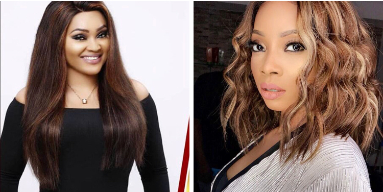 Mercy Aigbe Reveals Toke Makinwa Just Bought Another House In Banana Island