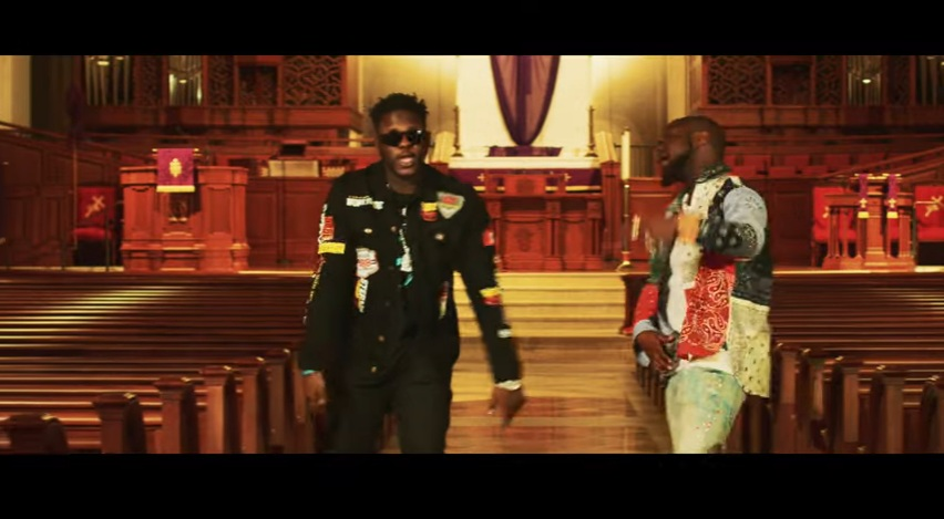 VIDEO: Medikal ft. Davido – Father