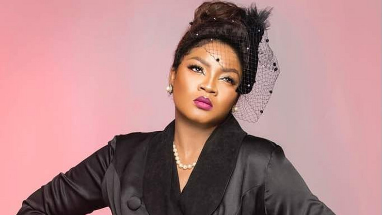 Omotola Jalade-Ekeinde says soldiers once pointed guns at her for speaking against the government