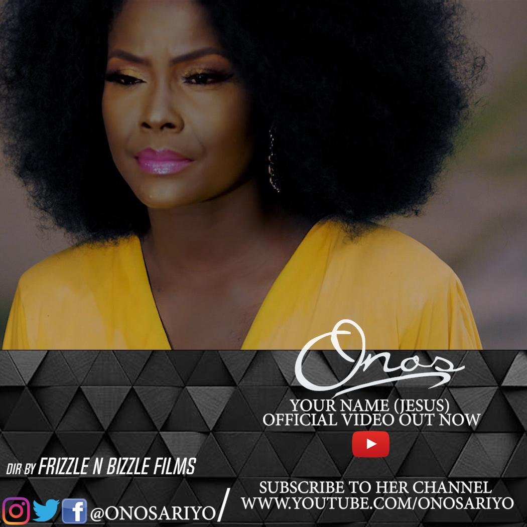 VIDEO: Onos – Your Name (Jesus)
