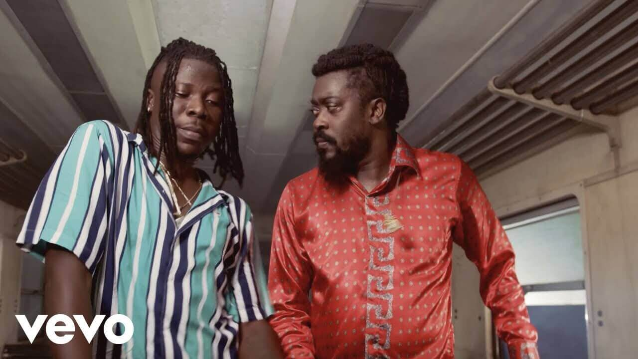 VIDEO: Stonebwoy – Shuga ft. Beenie Man