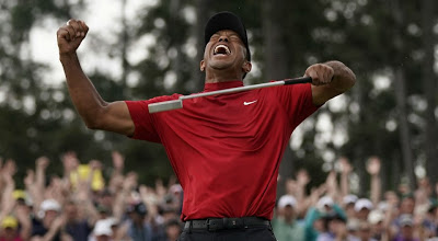Tigerwoods Achieves His First Win After A Decade