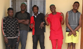 EFCC keeps Naira Marley as Zlatan Ibile, Rahman Jago are released