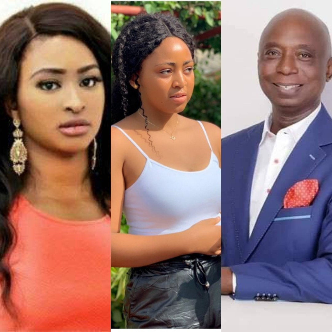 Comedian Etinosa Idemudia Hints Regina Daniels Is Pregnant For Billionaire Husband