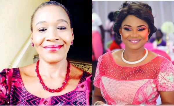 Iyabo Ojo Warns Kemi Olunloyo To Stop Talking About Her Daughter Till There's Evidence