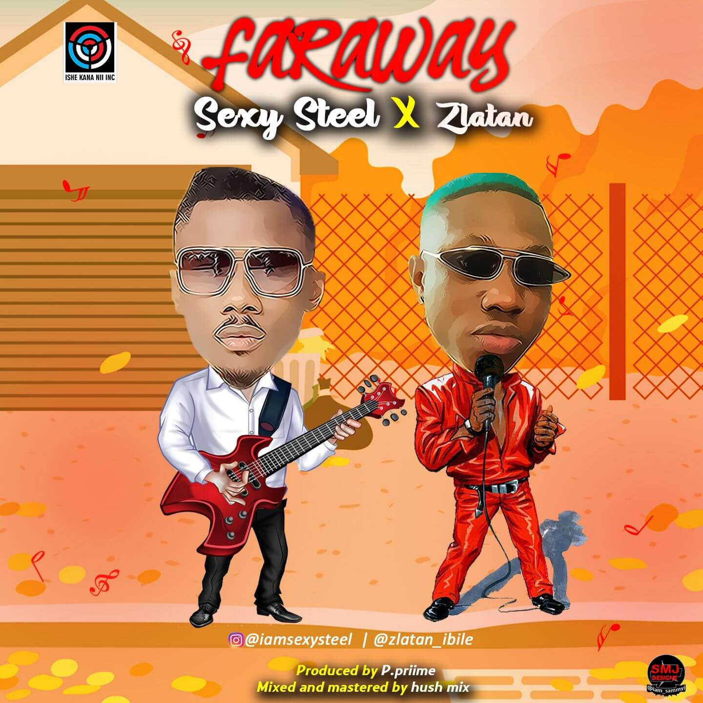 Fresh Music: Sexy Steel ft. Zlatan – Far Away