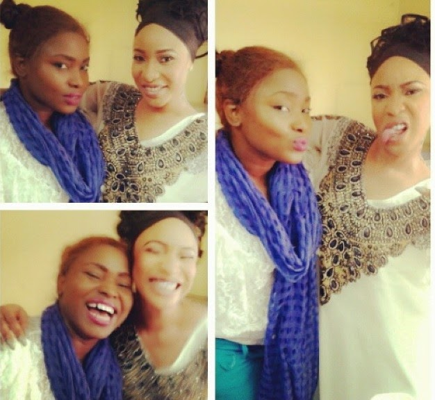 Tonto Dikeh And Halimah Abubakar Unfollow One Another On Instagram