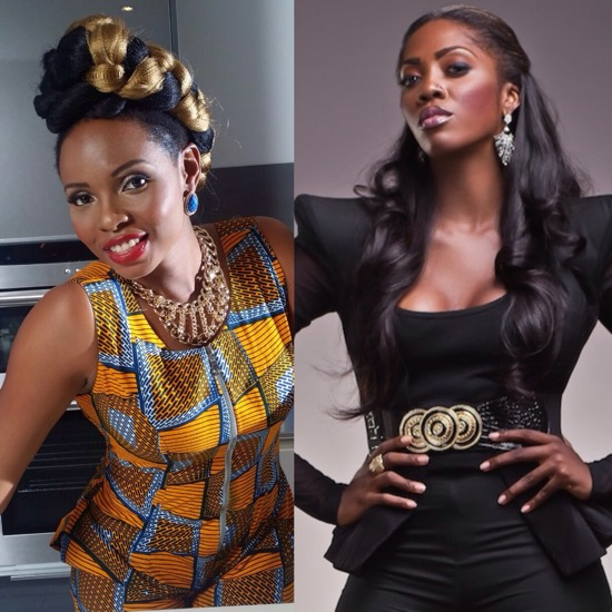 """I Can Collaborate With Tiwa Savage"" Yemi Alade Speaks Up On Beef"