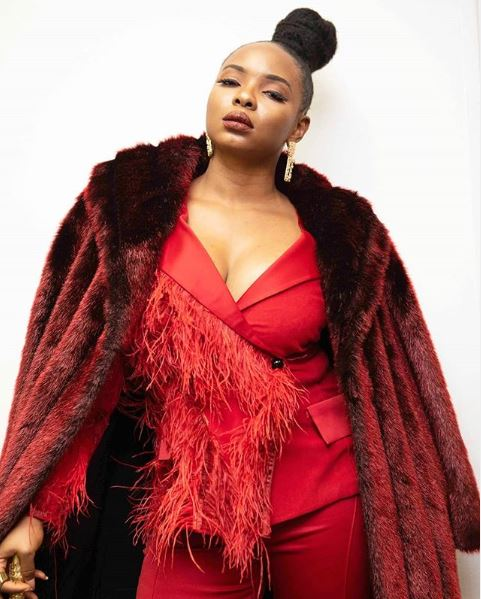 Yemi Alade Announces New Album, 'Woman Of Steel'