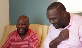 Baba Suwe arrives Nigeria from U.S. medical trip