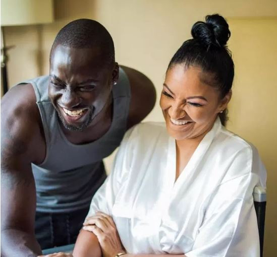 Chris Attoh Becomes A Suspect In The Murder of Wife, Bettie Jenifer