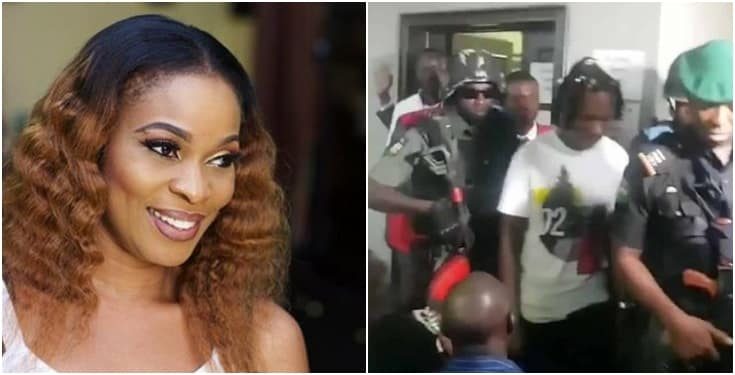 Georgina Onuoha Shows Support For Naira Marley And Criticizes EFFC's Arrest