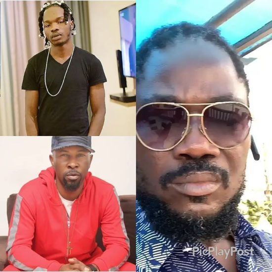 """Small Pikin Dey Insult Him Elder When Him Dey Talk Truth"" Daddy Showkey Slams Naira Marley For Being Disrespectful To Ruggedman"