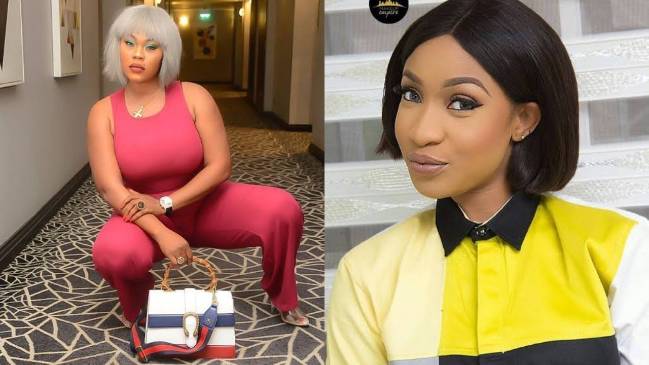 """""""How Tonto Dikeh Housed Me In Lagos"""" Actress Daniella Okeke Is Grateful To The Actress In This Heartwarming Message"""