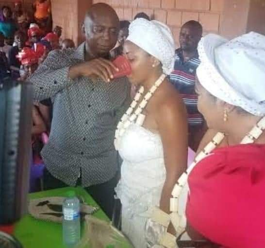 Regina Daniels Is Inducted Into A Group Of Married Women As Ned Nwoko's New Wife