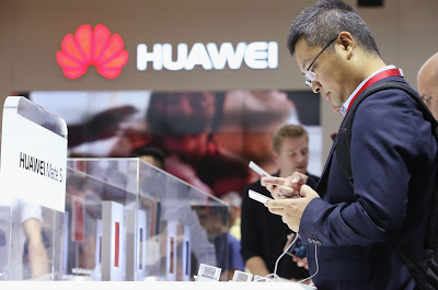 Google reverses decision to cut ties with Huawei