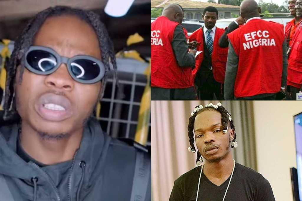 Naira Marley Will Serve 7 Years In Prison As EFCC Files 11 Charges Against Him