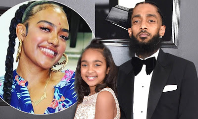 Nipsey Hussle's Sister Files Paperwork To Become His Daughter 's Legal Guardian