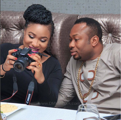 Olakunle Churchill Defends being a 40 Seconds Man and the Drama Continues with Tonto Dikeh