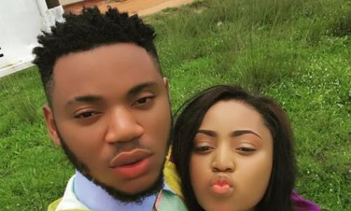 Video Shows Regina Daniels Partying With Ex Adinma Somadina