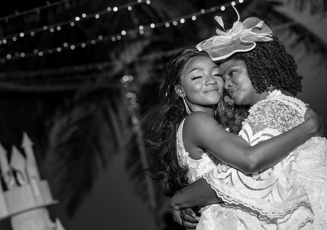 Simi Celebrates Her Mum's Birthday With The Sweetest Message
