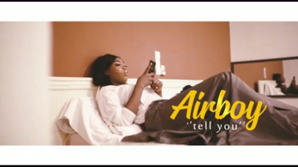 VIDEO: Airboy – Tell You